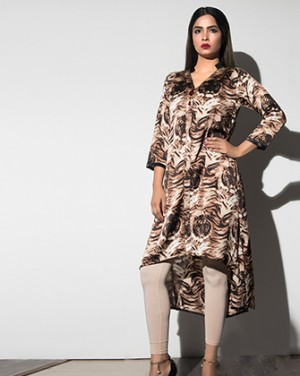 Tiger Arouse Kurti
